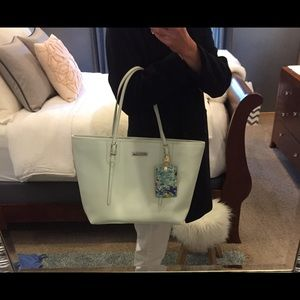 Handbags - Vince Camuto Saffiano Leather Tote!